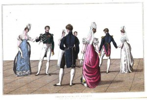 1820-07 Paris Dancers 2